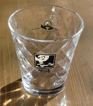黒伊佐錦おしゃれグラス