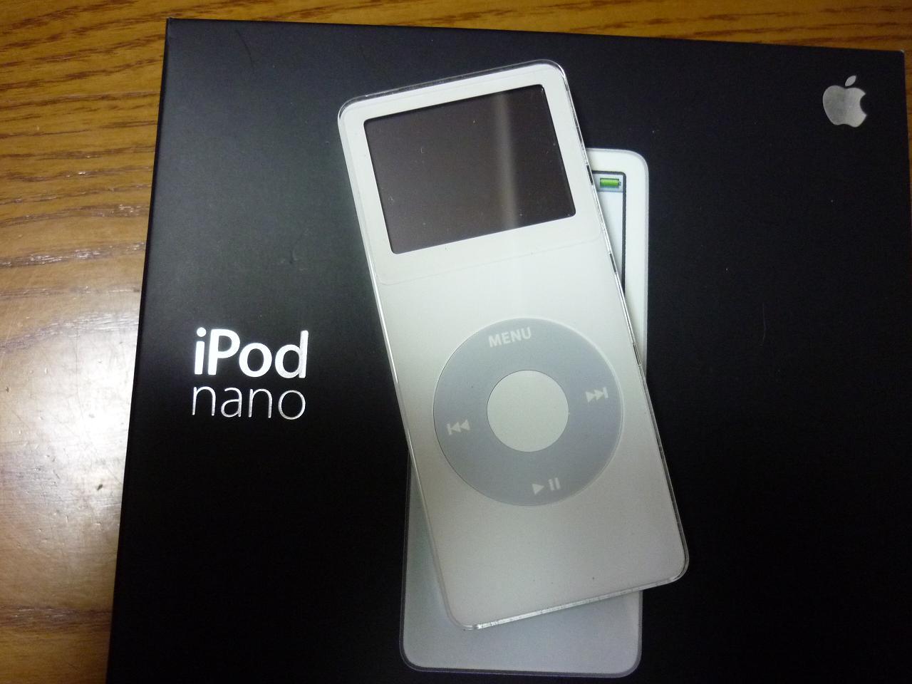 iPod nano ver1.0