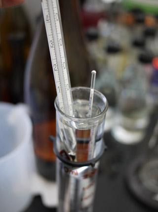 アルコール測定1
