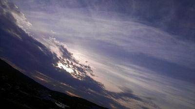 五十嵐さん撮影ペガサスの雲