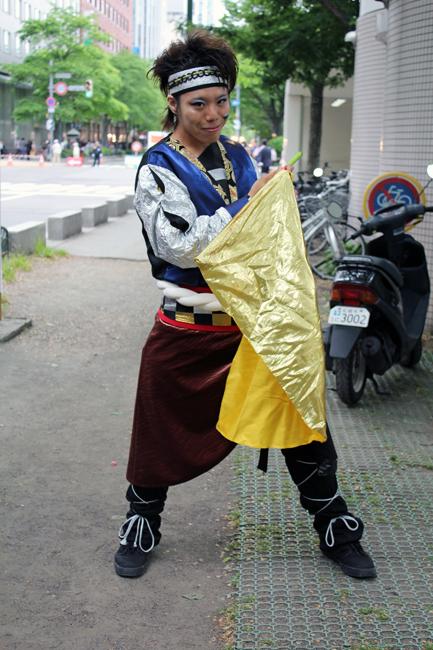 THE☆北海道医療大学 杉井さん