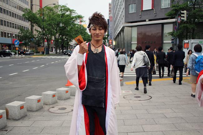 朝霞なるこ遊和会 中島 さん