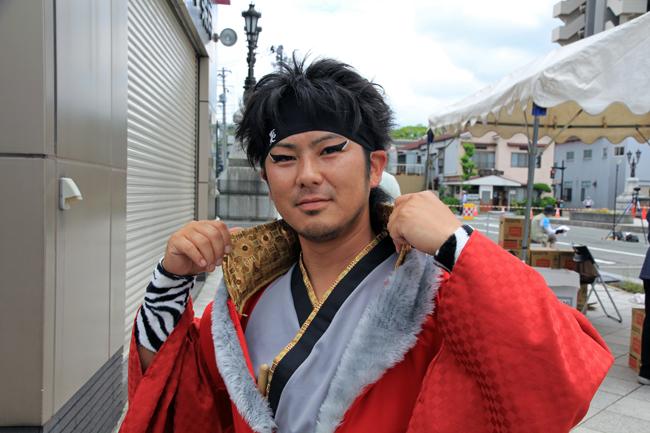 江刺華舞斗さん