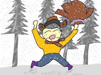 さあこい冬