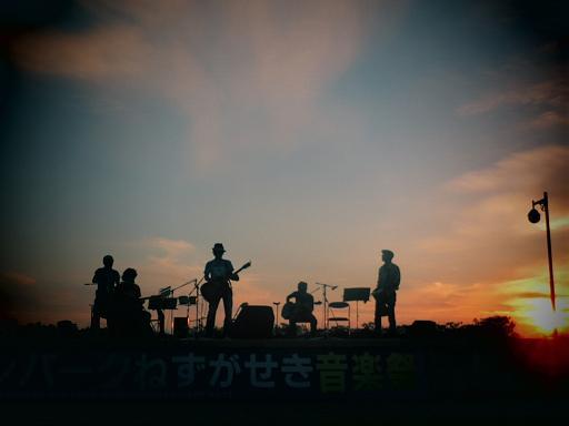 マリンパーク鼠ヶ関音楽祭4