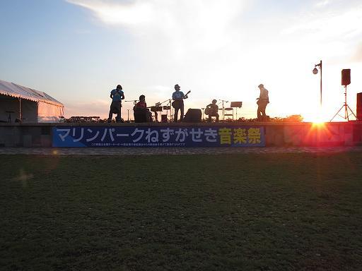 マリンパーク鼠ヶ関音楽祭1