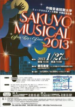 2013 SAKUYO