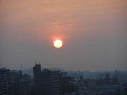 16日朝陽