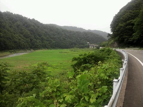 山岳ステージ①