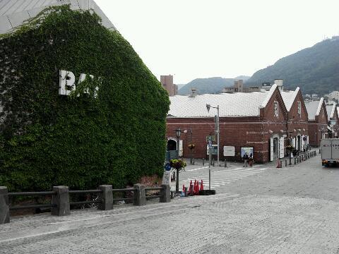 函館赤レンガ倉庫