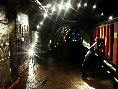 展示 青函トンネル