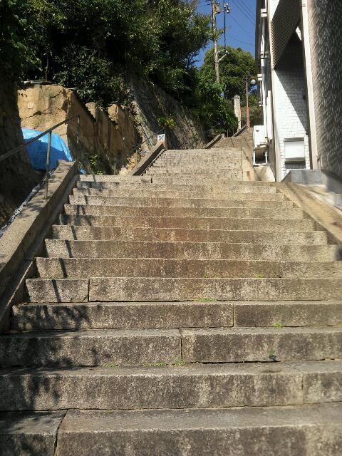 尾道 階段