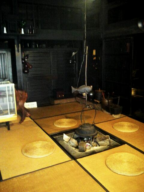 平家屋敷 囲炉裏