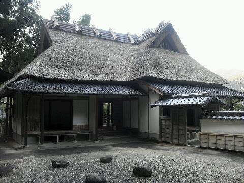 中岡慎太郎 家