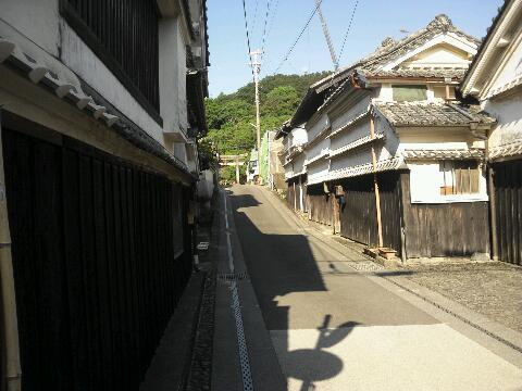 吉良川 通り