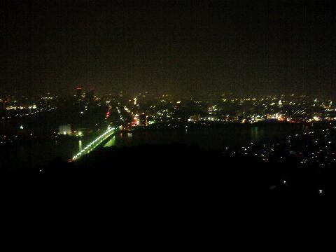五台山 夜景