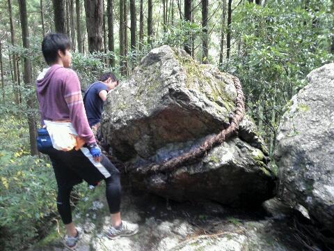 ゴトゴト石