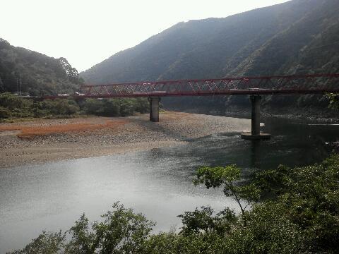四万十川 鉄橋
