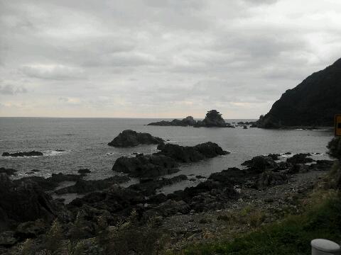松崎海岸②
