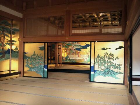 きらびやか熊本城