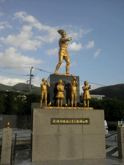 長崎 原爆記念館