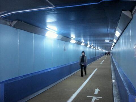 関門トンネル トンネル