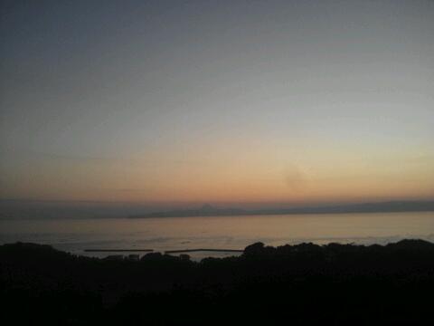 鹿児島サンセット