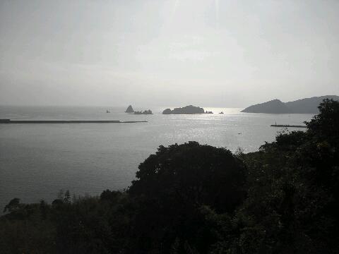 日南海岸。