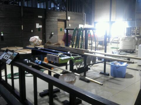 濱田酒造 工場見学