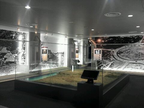 基地展示室