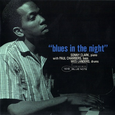 Sonny Clark Blues In The Night Blue Note TOCJ-1618