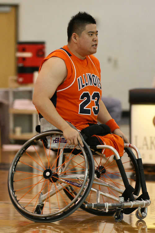2013全米大学車椅子バスケットボール選手権