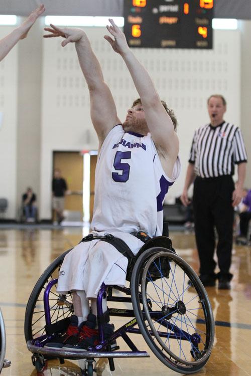 全米大学車椅子バスケットボール選手権