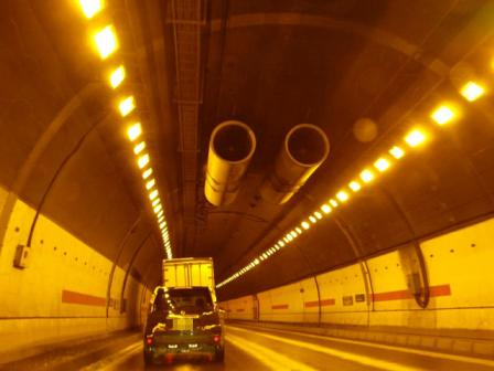 春志内トンネル
