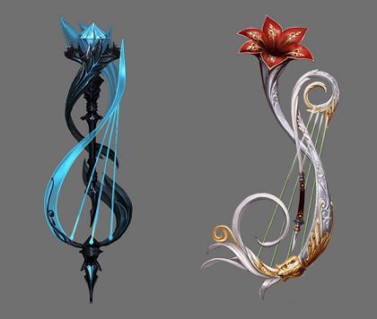 楽士武器4