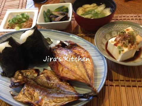 日本人の朝食