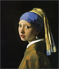 真珠の耳飾りの少女1