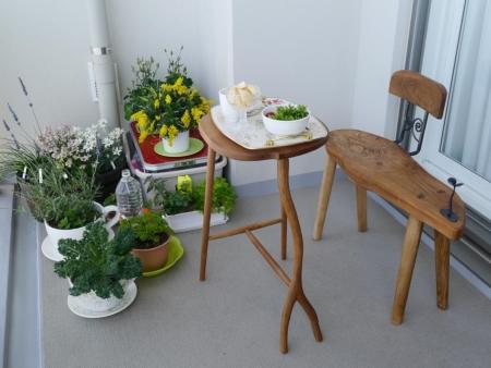 那須高原の家具工房 じざい工房 小林康文の素材を活かす家具づくり