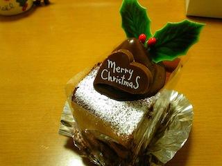 ガトーあらまきのケーキ2