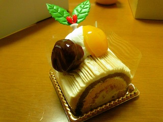 ルミランのケーキ2