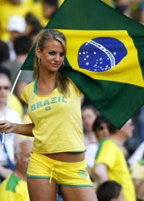brazil美女