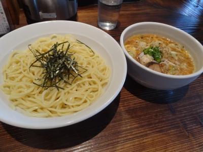 一草庵 生姜つけ麺