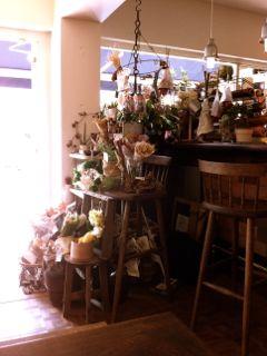 お花屋さんカフェ_2