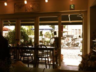 お花屋さんカフェ