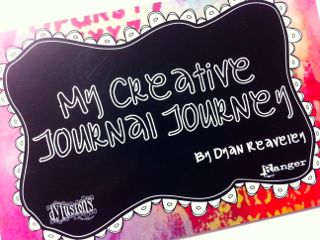 my creative journal journey