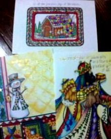 $Juanaの歌-クリスマスカード