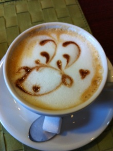 $Juanaの歌-cappuccino_deer