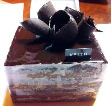 $Juanaの歌-チョコレートケーキ