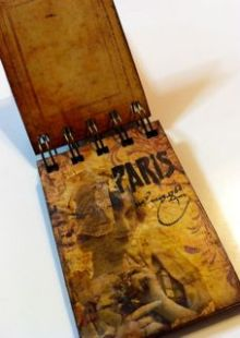 Juanaの歌-ATCbook 4