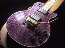 Juanaの歌-キルトレスポール紫